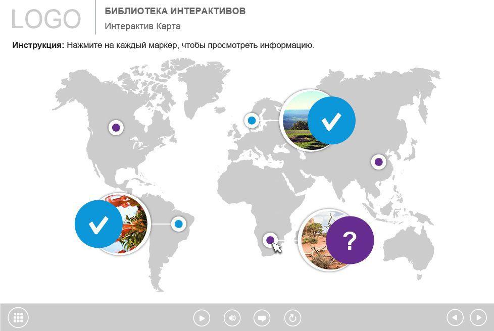 Визуальный дизайн электронных курсов интерактивы