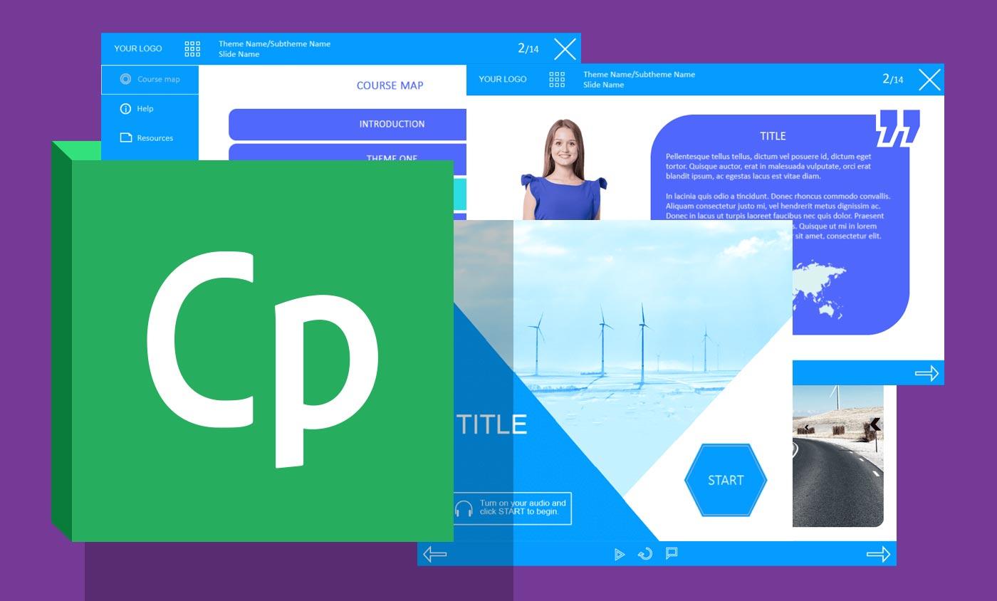 Adobe Captivate (2019 release) Tutorials